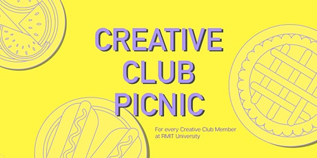 Creative Club Picnic tickets
