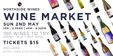 Northside Wines - Wine Market tickets