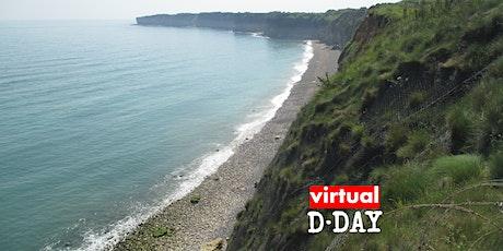 *FREE* VIDEO WEBINAR | VIRTUAL D-DAY | Omaha Beach Pointe du Hoc/Dog Green tickets
