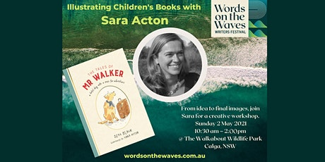 Illustrating Children's Books with Sara Acton tickets