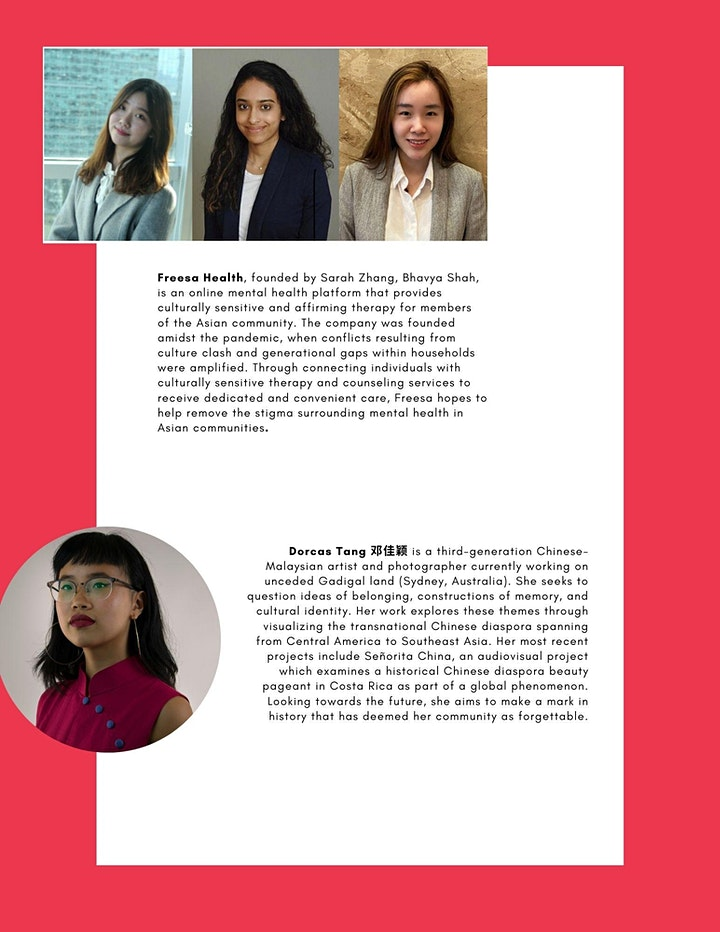 Tri-College Asian Student Conference 2021: The Seen and Unseen image