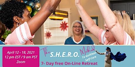 SHERO Method Retreat Tickets