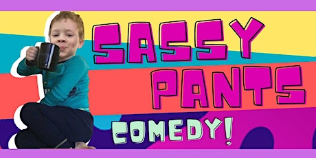 Sassy Pants Rooftop Comedy tickets