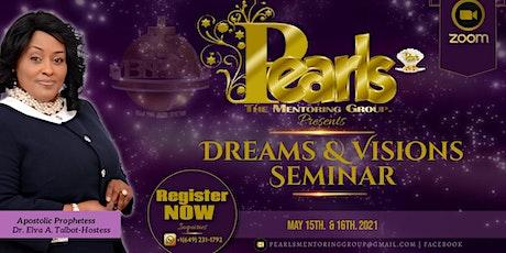 DREAM & VISIONS SEMINAR tickets