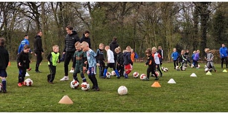 Vv Nunspeet voetbalschool 17-april 2021 Champions League Edition 2 tickets