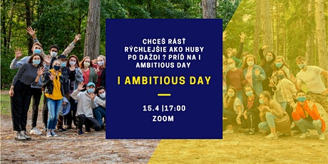 I AMbitious DAY tickets