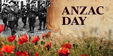 Anzac Day Church Service tickets