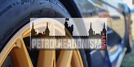Petrolheadonism LIVE - Show Car Tickets tickets
