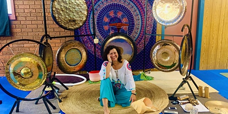 Sound Healing~ Gong Bath tickets