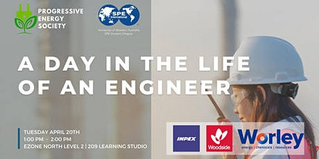 PESUWA & SPEUWA Present: A Day in the Life of an Engineer tickets