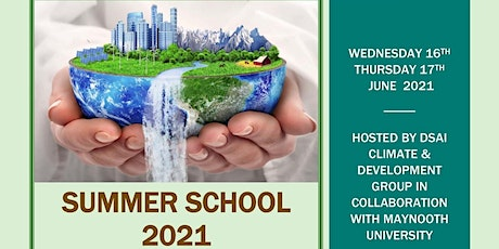 DSAI Summer School 'Changing Climates' tickets