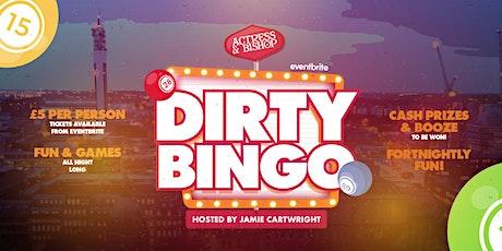 Dirty Bingo - The Actress & Bishop tickets