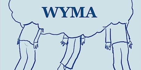 申请季心灵分享会 - WYMA CareCafé tickets