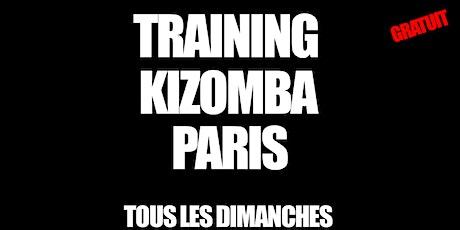 TRaining Kizomba Gratuit à Paris / tous les dimanches billets