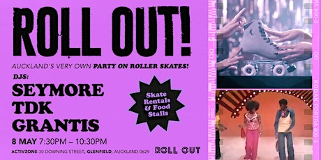 Roll Out tickets