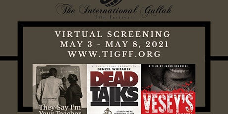 The 2021 International Gullah Film Festival tickets