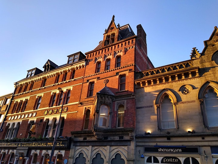 Ace architects of Victorian Leeds - a summer evening walk image