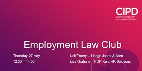 Employment Law Club tickets