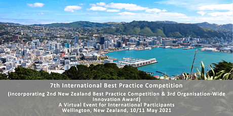 International Best Practice Competition tickets