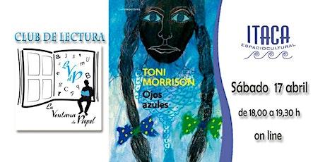 Club de lectura: Ojos Azules entradas