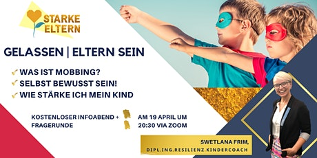 ElternInfo Abend | Kinder stark machen mit Swetlana Frim Tickets