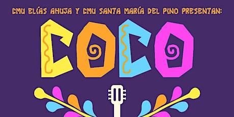 ''Coco''- Viernes 16 entradas