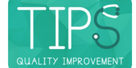 TIPS QI -  How to mentor a quality improvement project 3rd session tickets