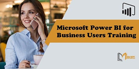 Microsoft Power BI for Business Users Virtual Training in Des Moines, IA tickets