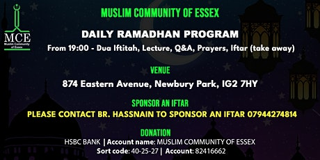 Daily Program Ramadhan 2021 tickets