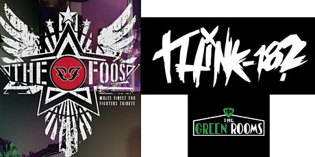 Think-182 and The Foos @ The Green Rooms tickets