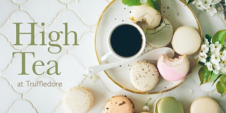 High tea at the Truffledore tickets