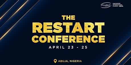 Restart Conference tickets
