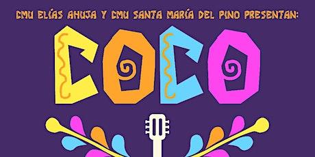 ''Coco''- Sábado 17 entradas
