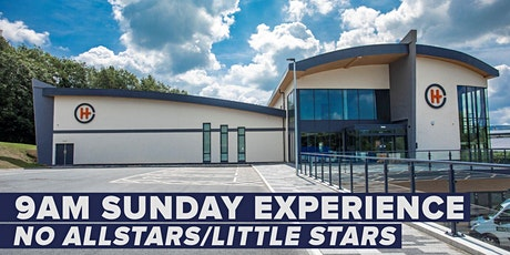 Sunday 9am Experience (No Allstars or Little Stars tickets