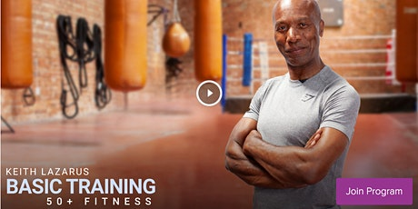 Free Basic Strength-Conditioning Workout to Recharge Your Day tickets