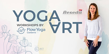 Yoga & Art Workshops (ACT Youth Week 2021) tickets