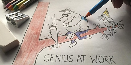 CARTOONING FOR ADULTS(All are welcome) tickets