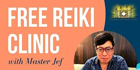 Free Reiki Clinic tickets