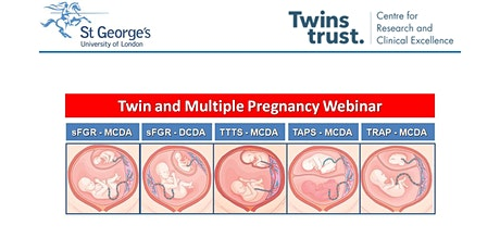 Twin and Multiple Pregnancy Webinar - Case Discussion tickets