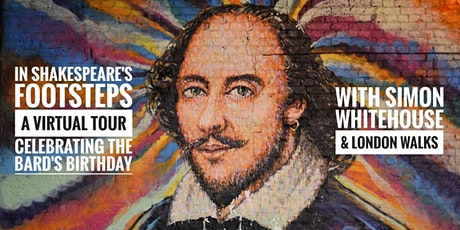 In Shakespeare's Footsteps - Celebrating the Bard's Birthday tickets