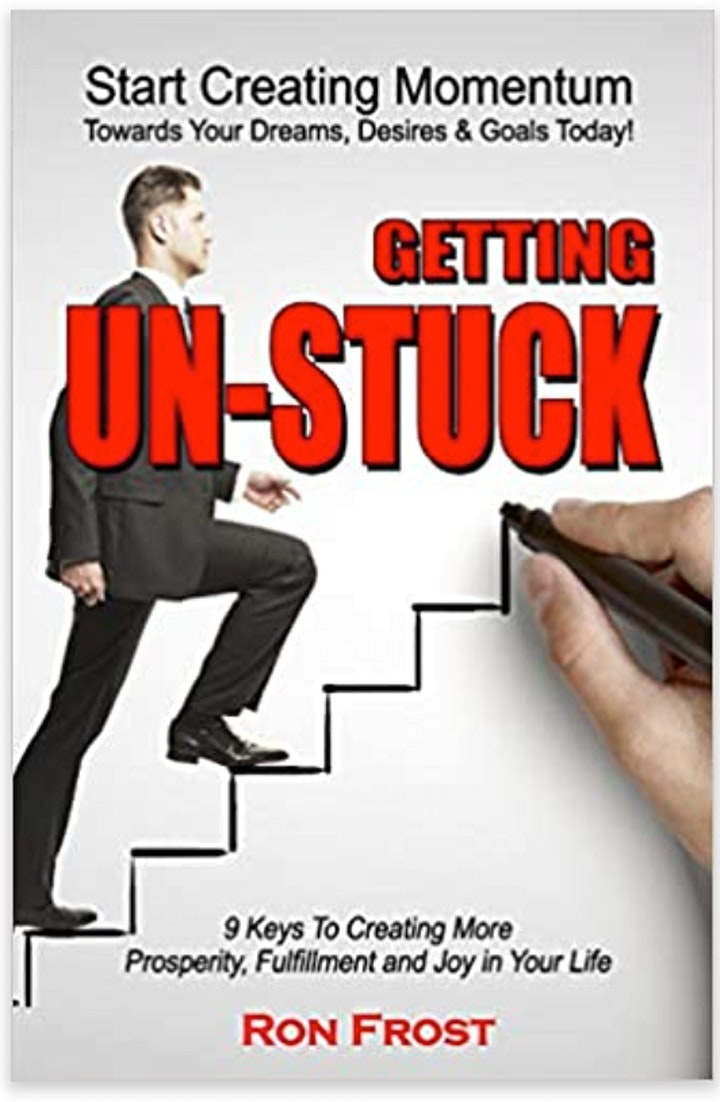 Getting Unstuck: The Keys to Unlocking Your True Potential image