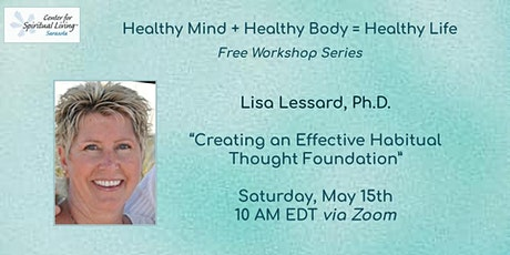 Creating an Effective Habitual Thought Foundation tickets