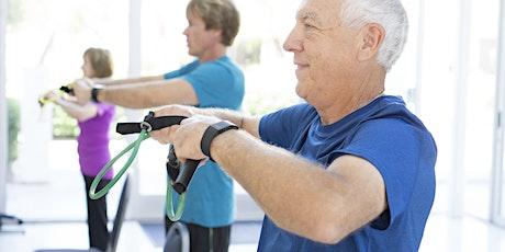 Strength & Balance Fitness Class tickets