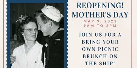 Mother's Day at Red Oak Victory tickets