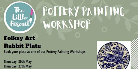 Pottery Painting Workshop tickets