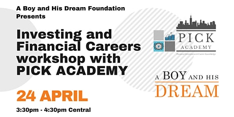 Investing and Financial Careers Workshop tickets