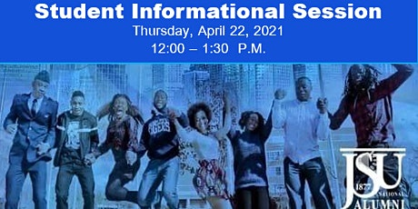 JSUNAA Chicago Alumni Chapter  Student  Informational Session tickets