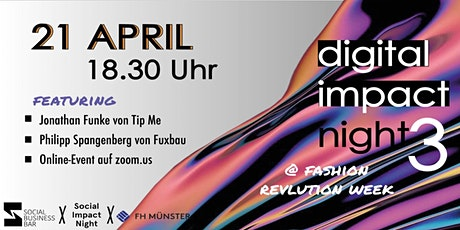 Digital Impact Night 3 feat. Tip Me & Fuxbau Tickets