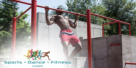 SPORTS • DANCE • FITNESS GAMES tickets
