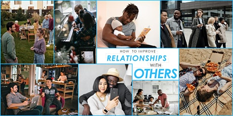 How to Improve Relationships with Others tickets